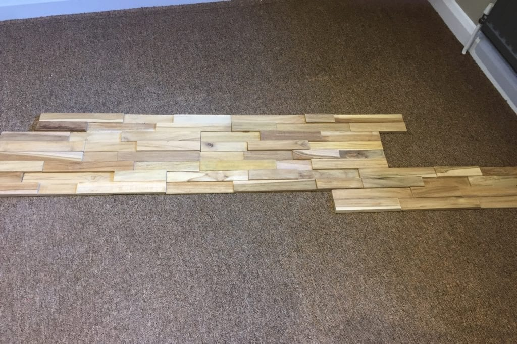 wood wall covering 2